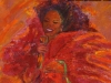 Françoise Mengelle - Portrait de Diana Ross