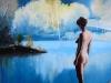 Guy Baron - Nu au lac bleu