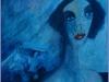 Patrice Dechavanne - La femme bleue