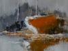 Sabine VUK alias Couleurs d'eau - Abstrait magnet