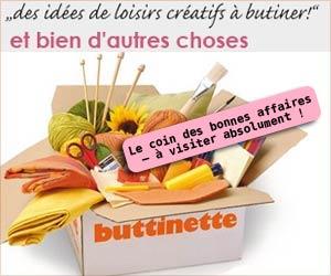 Buttinette – Boutique de loisirs créatifs