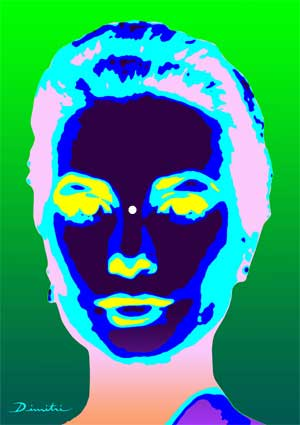 Dimitri Parant - Peintre de l'invisible