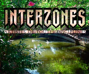 Interzones : Interviews d'artistes