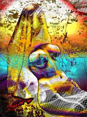 Roman Drea - Artiste Digital Contemporain