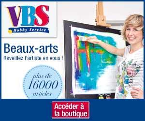 VBS Hobby Service - Boutique de matériel et articles de loisirs créatifs