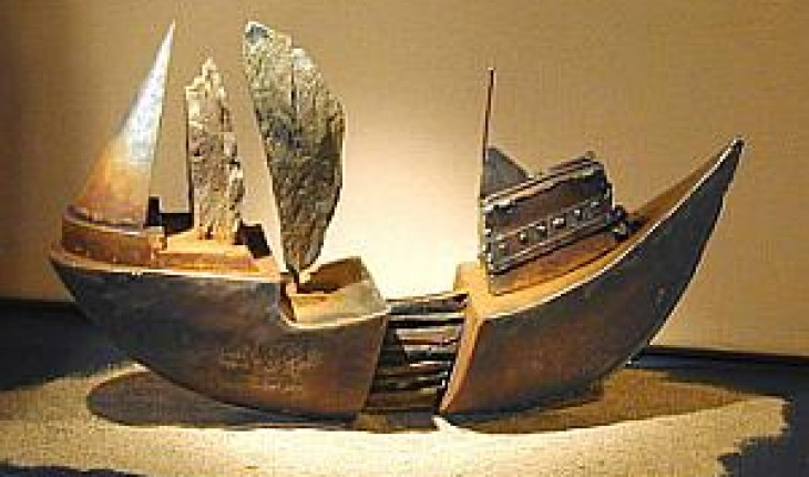 Alain Bourgeon - Sculpteur, peintre et dessinateur