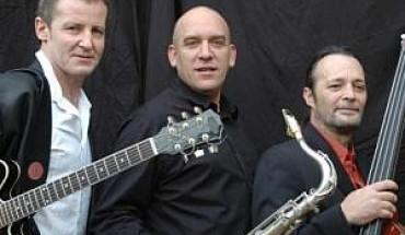 Saxy Crooner - Trio de chansons Swing & Jazzy